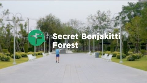 Embedded thumbnail for Inside central Bangkok's brand new park