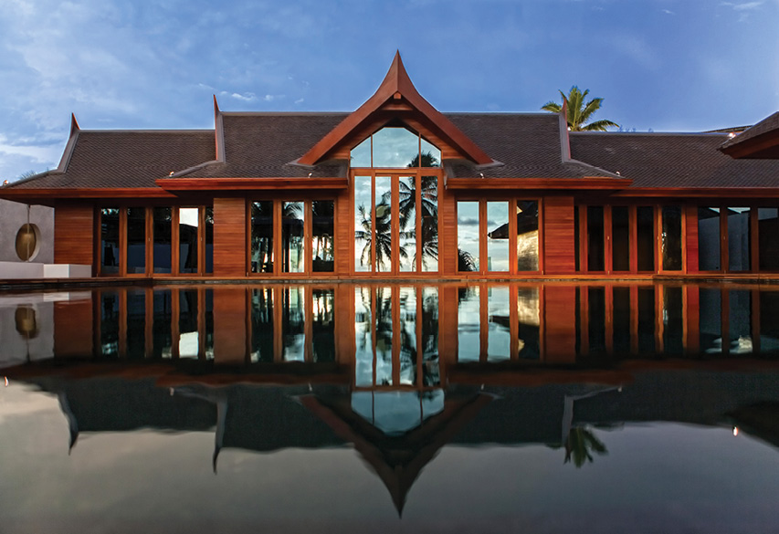 14 sensational hotels that prove Thailand has some of the best ... on modern hawaiian home design, thailand traditional house, thailand nice house, khmer villa design, thailand holidays, thailand modern house design, thailand tiny house, thailand homes, thailand wooden house, thailand restaurant design,