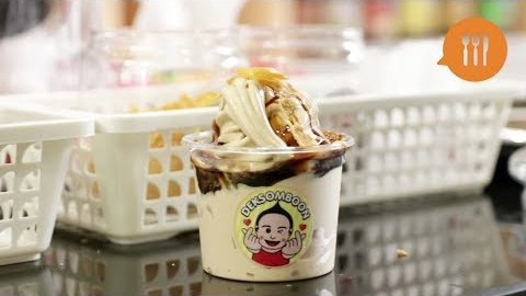 Embedded thumbnail for Soy sauce soft serve arrives in Bangkok
