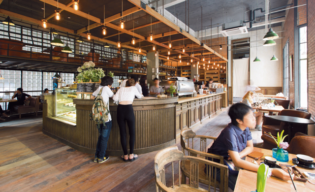 The new wave of co working spaces in bangkok bk magazine for Shop on line casa