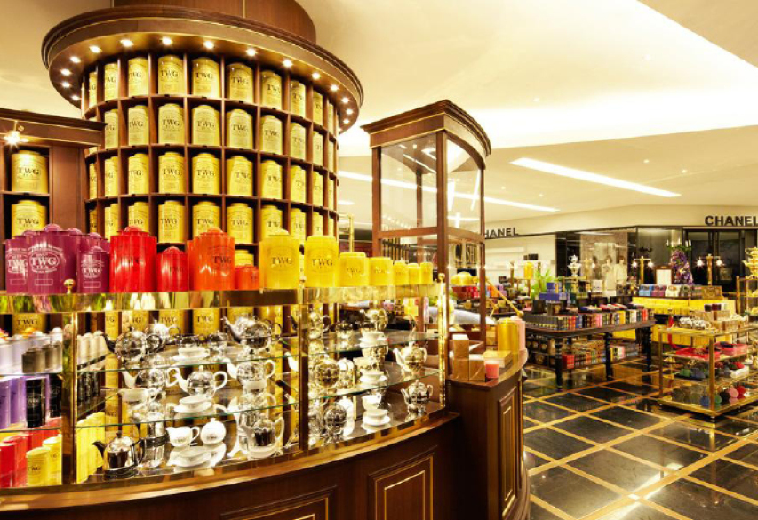 Partake in a refined high tea at TWG